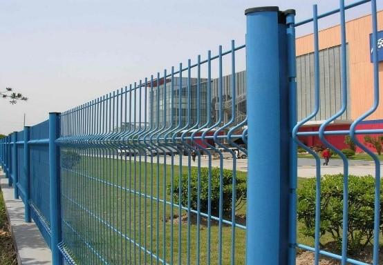 peach shaped fence