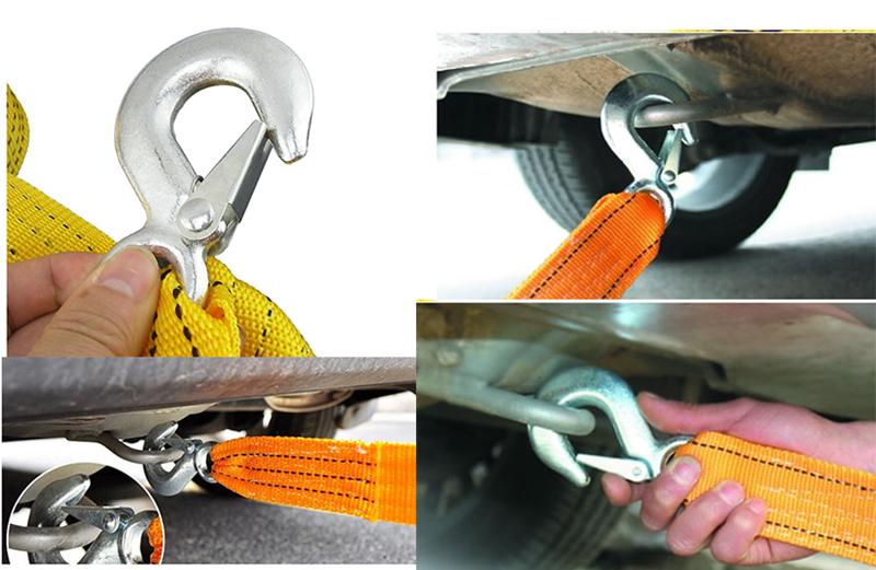 Towing Belt Description5